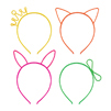 S57052 - Neon Headband Assortment