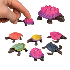 "2"" Stretch Turtles-Assorted"