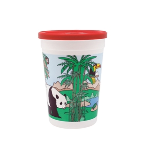 Animal Kingdom Kids Cups